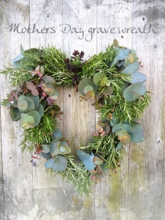 Gravewreath mothers day